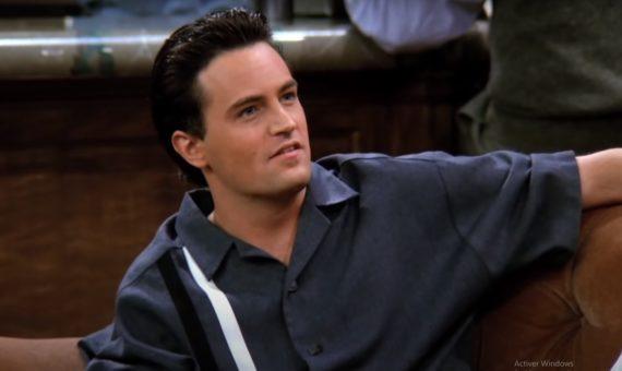 Le personnage préféré des Français dans la série Friends